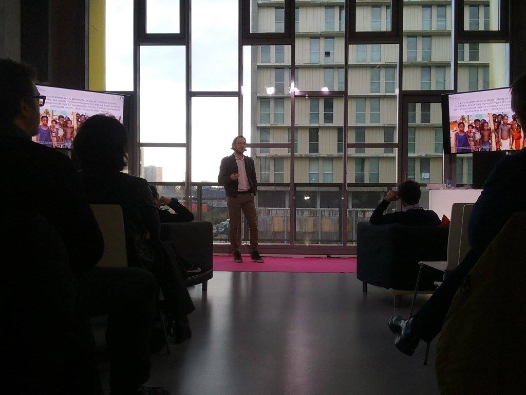 Julien Massiot, conférence sur la stratégie de communication digitale émotionnelle ?