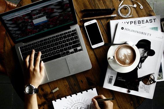 Design de logo, eco conception web