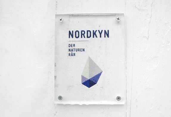 campagne métalogo d'une stratégie de communication Nordkyn