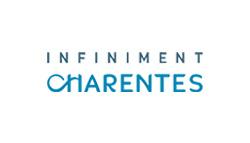 Logo Infiniment Charentes, tourisme durable