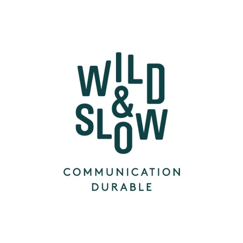 logo Wild&Slow agence communication responsable à Nantes, Clisson