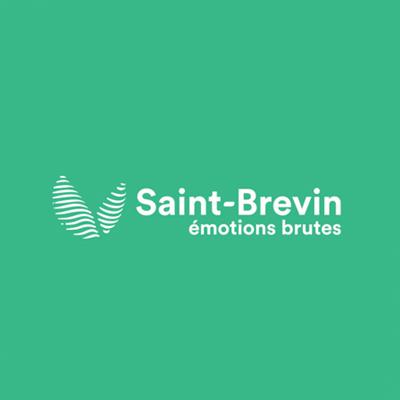 Logo de tourisme durable Saint-Brevin, émotions brutes