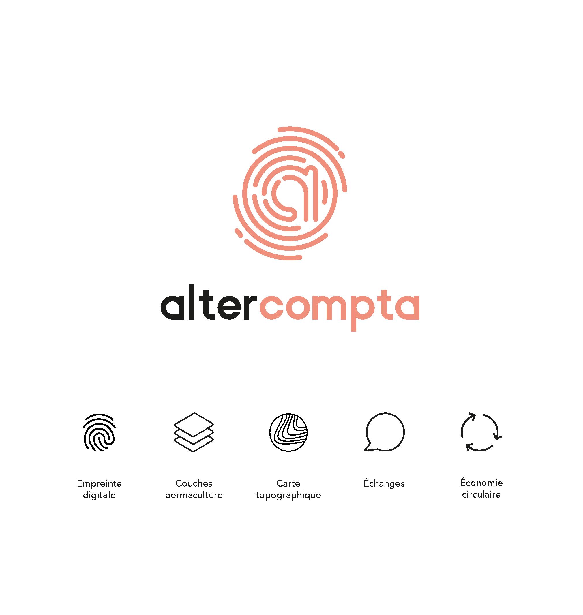 Signification du logo Altercompta