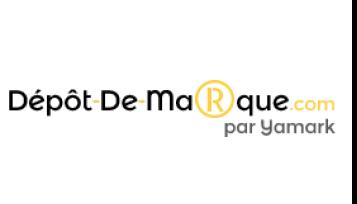 Logo de Yamark, dépôt de marque