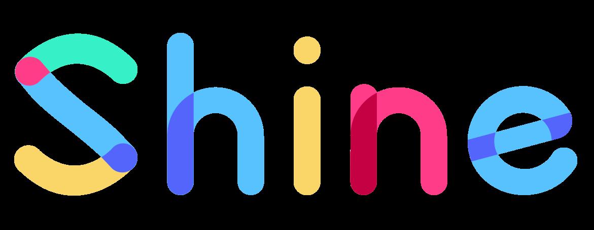 Logo de Shine, entreprise engagée rse B corp