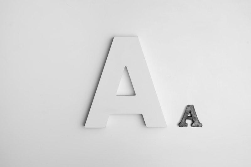 Image de couverture - logo lettre a